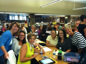 Pinewood staff learning more about literacy
