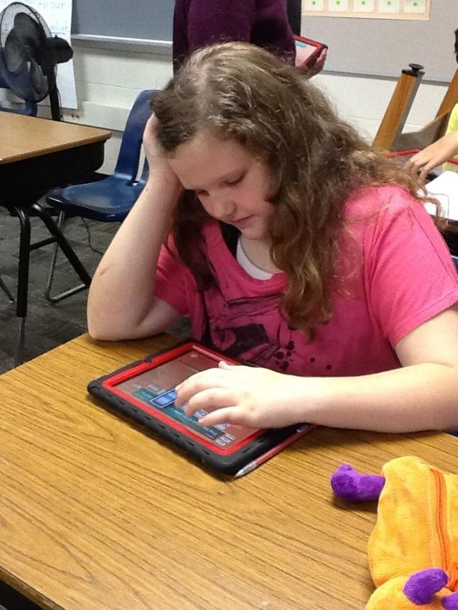 Hands On Equations....Hey, we have an app for that!