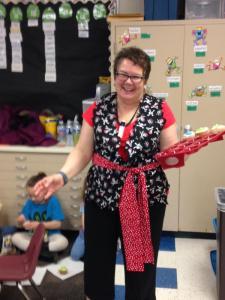 Mrs. Vig Teaching Like a Pirate