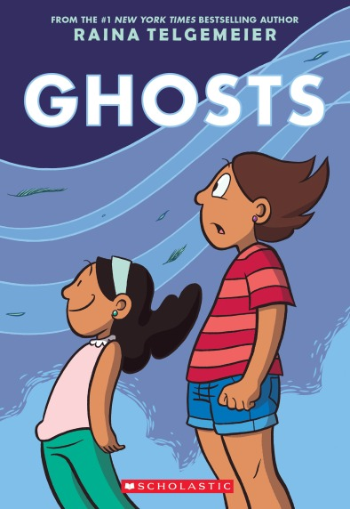 GHOSTS Front Cover