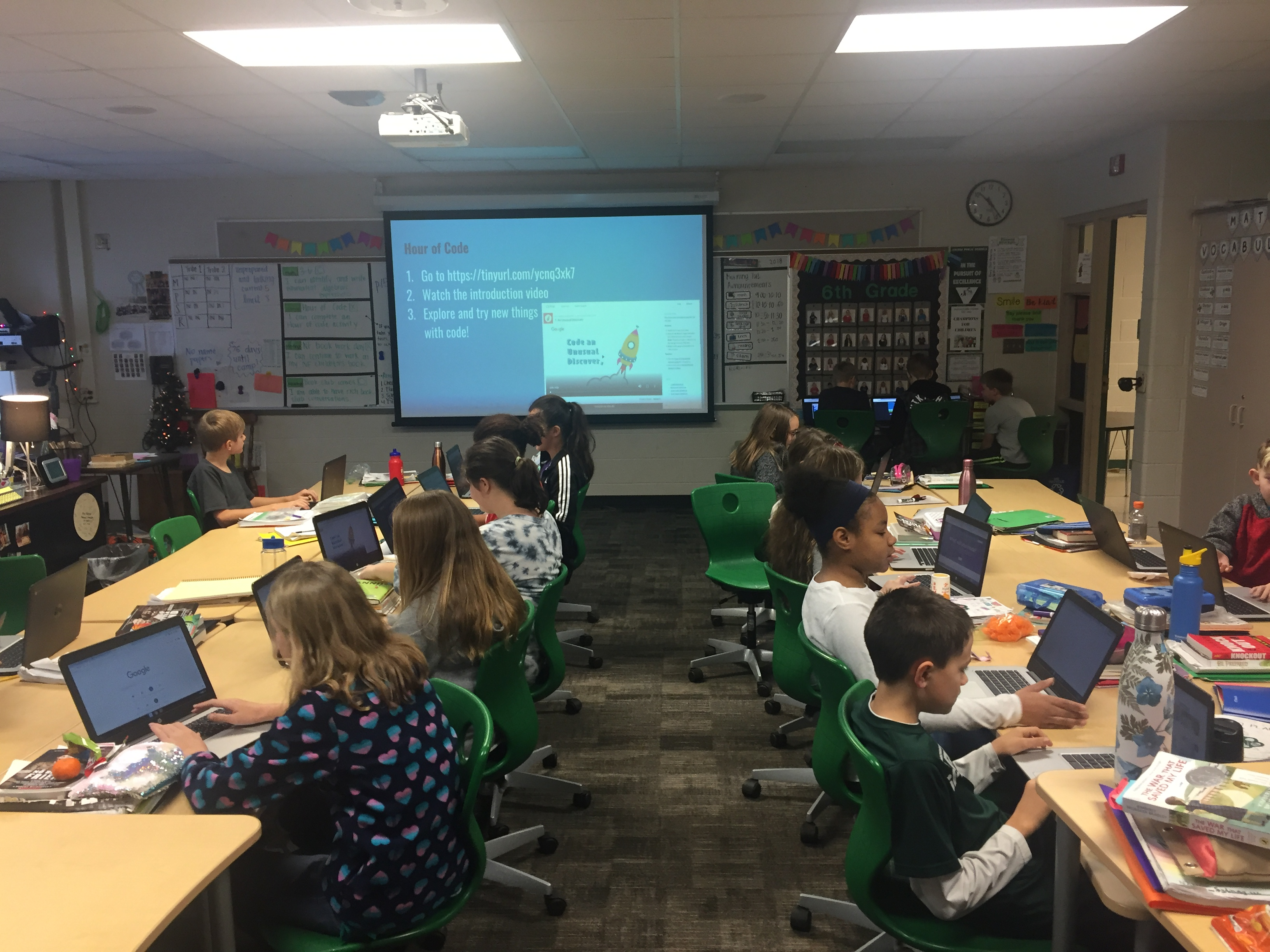 Hour of Code – pinewoodblog